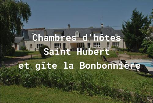 Photo des  Chambres d'hôtes Saint-Hubert et gîte la Bonbonnière